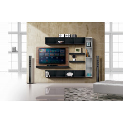 Set Wall Unit 3