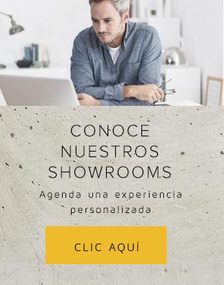 Agenda tu cita para visitar nuestros showrooms