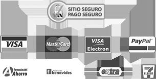 Banners métodos de pago