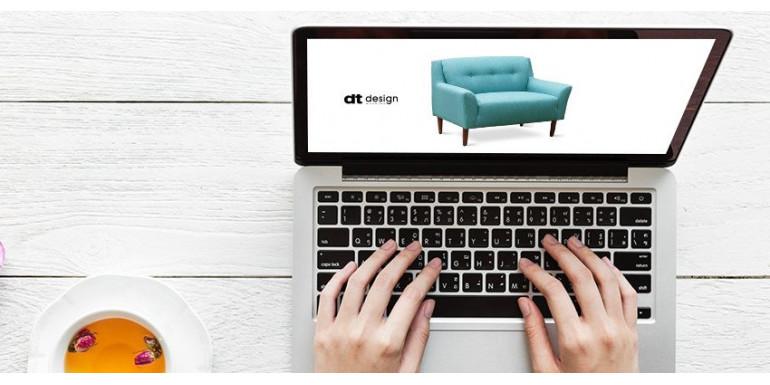 Tips para comprar muebles online