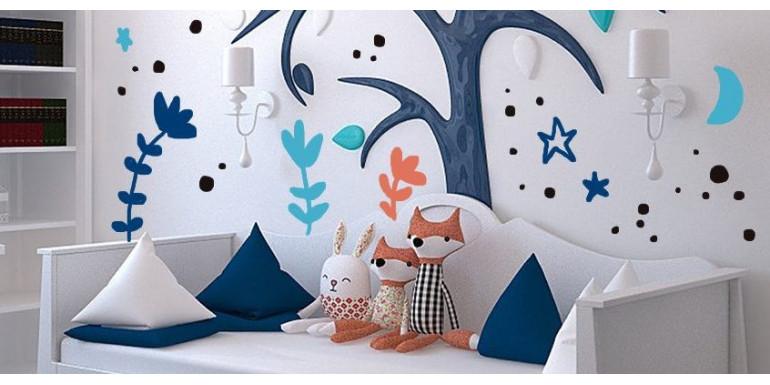 5 Tips para la decoración de cuartos para niños